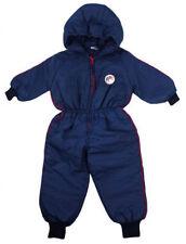 Manteaux, vestes et tenues de neige combinaison de ski bleu pour garçon de 2 à 16 ans