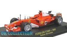 1:43 F1 - FERRARI F2005 (2005) - Rubens Barrichello + COPERCHIO BOX RIGIDO (16)