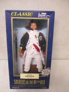 2001 Soldiers of the World Classic Collection French Emperor