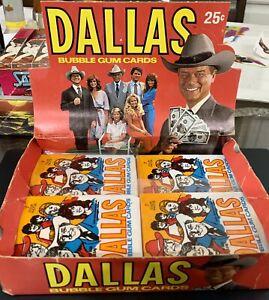 1981 Donruss Dallas Wax Pack - MINT!!