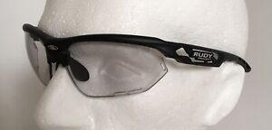 Rudy Project FOTONYK Sunglasses ImpactX 2 Black Photochromic Lenses Ref:004