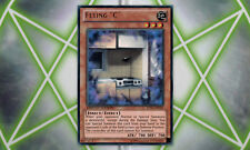 """Flying """"C"""" JOTL-ENDE2 Ultra Rare Limited Edition YuGiOh Card Mint"""