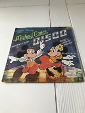 Mickey Mouse Disco 45 tours 1979