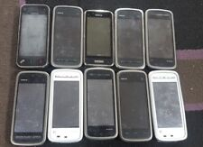 JOB LOT OF WORKING/NON-WORKING/FAULTY Nokia 5230 / C6 / N97 MOBILE PHONES x 10
