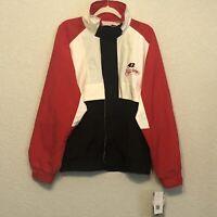Deadstock Vintage NWT Richard Petty Signature 43 Windbreaker Jacket Nascar NEW