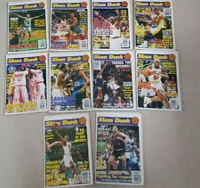 More details for 20x slam dunk basketball newspaper magazine. 1995 96 houston rockets jordan nba