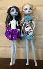 MONSTER HIGH doll lot of 2 Pre-owned 2010