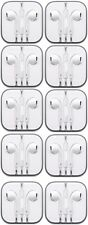 Lot of 10 Earbuds Earphone Headset With Mic For Apple iPhone 5 iPhone 6/6s iPod