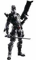 Marvel Universe Variant Play Arts Kai Deadpool Figure X-Force Ver Action Figure