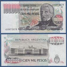 ARGENTINIEN / ARGENTINA 100000 Pesos (1979-83) UNC P.308