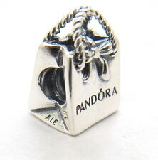 AUTHENTIC PANDORA S925 SILVER SHOPPING BAG CHARM 791184