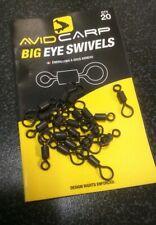 Avid Carp Big Eye Swivels