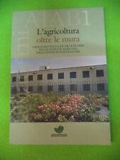 Book libro L'AGRICOLTURA OLTRE LE MURA I risultati della ricerca di AIAB (L1)