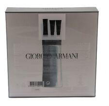 Armani Code 3 Pcs Set With 2.5oz. Edt Spray+2.5 oz A/S/B+S/G For Men New In Box