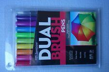 Tombow Dual-brush Water-based Pens 10-- Bright
