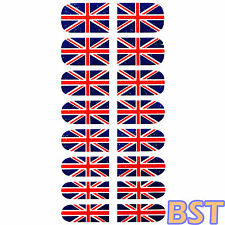 Innovate Union Jack UK Flag Design Stick On Nail Art Decoration Sticker Decals