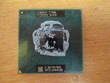 Intel Core 2 Duo T7300 2.0 Ghz 4 Mb 800 Laptop Procesador Cpu SLA45 (665)