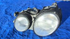 96-99 Mercedes Benz OEM Hella W210 E420 E430 E55 AMG Driver Left Xenon Headlight
