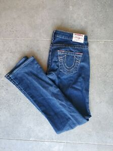 True Religion Johnny Womens Denim Jeans - Size 26 (please check lengths in desc)
