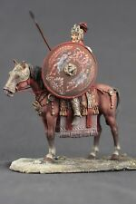 Tin toy soldiers ELITE painted 54 mm Roman rider