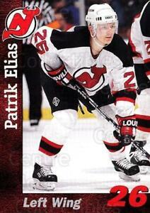 1998-99 New Jersey Devils Team Issue #10 Patrik Elias