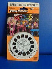 1986 VIEWMASTER REELS- BARBIE & THE ROCKERS- UNOPENED