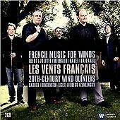 French Music for Winds / 20th Century Wind Quintets, , Audio CD, New, FREE & Fas