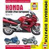 [4908] Honda ST1300 Pan European 2002-2011 Haynes Workshop Manual