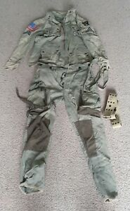 Replica WWII US Military Army M42 Airborne Jumpsuit Jacket & Trousers size 40R