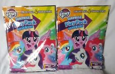My Little Pony Surprise Play Pack Grab & Go! Character Set - Lot of 2