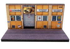 Diorama présentoir Citroën Nederland - 1/87ème (HO) - #HO-2-O-O-003