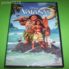 VAIANA CLASICO DISNEY 58 - DVD NUEVO Y PRECINTADO