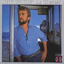"""KEITH WHITLEY, CD """"L.A. TO MIAMI"""" NEW SEALED"""
