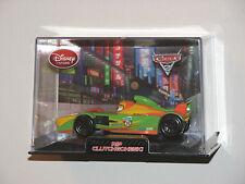 Disney Pixar Cars 2 Disney Store Rip Clutchgoneski  W/ display