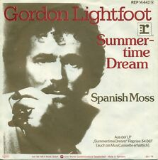 "GORDON LIGHTFOOT - Summertime dream - 7"" S7464"