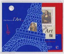 es - PHILEXFRANCE'99, Chefs d'Oeuvre de l'Art, BF n°23 sous blister