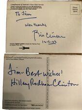 Authentic Presidential Autographs