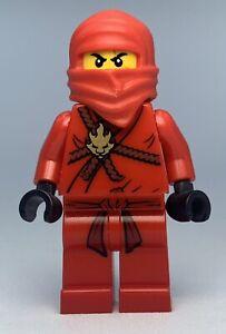Lego Ninjago KAI (GOLDEN WEAPONS) Minifigure njo007 FAST SHIPPING!