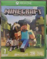 Minecraft (Microsoft Xbox One, 2014)