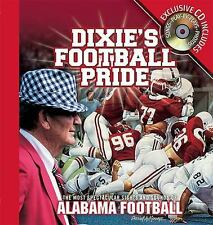 Dixie's Football Pride by Athlon Sports Staff (2003, Hardcover)