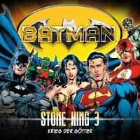 BATMAN: STONE KING - FOLGE 03 - ALLAN GRANT CD NEW