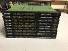 The CIBA Collection of Medical Illustrations 9 Volumes Set Dr Frank Netter