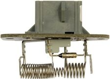 HVAC Blower Motor Resistor Rear Dorman 973-011