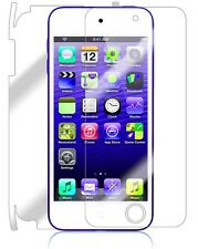 Skinomi FULL BODY Clear Skin+Screen Protector For 16GB Apple iPod Touch 5
