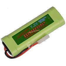 1x conector Tamiya 7.2V 3800mAh NiMH batería recargable RC