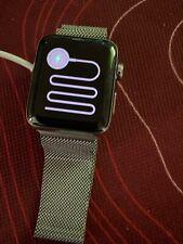 Apple Watch Series 2 - 42mm, WiFi - Stainless Steel with Silver Milanese Loop
