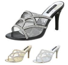 cafe9548bbe597 Abendschuhe Sandalen mit Stilettoabsatz für Damen günstig kaufen