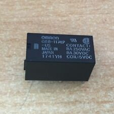 G6B1174PUS  General Purpose Relay,  Non Latching,  SPST-NO, 30 VDC,  8A    Z2224