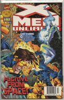 X-Men Unlimited 1993 series # 13 UPC code very fine comic book
