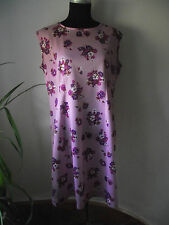True vintage 1960's Granny Chic, Mod, scooter VW psychedelic dress 14/16